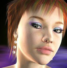 Free Glamorous Girl Stock Photos - 29029553