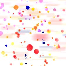 Free Background Watercolor Stains Stock Photo - 29033660