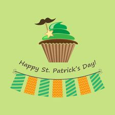 Free Card For St.patrick`s Day Stock Images - 29037784