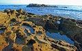 Free Bird Rock Off Heisler Park. Laguna Beach, California Stock Images - 29040524