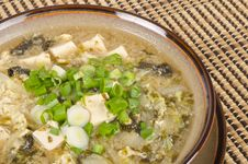 Free Tofu Soup Stock Images - 29040014