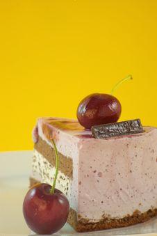 Free Fruit Cake Royalty Free Stock Photography - 29041457