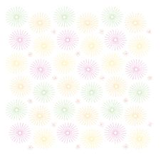 Free Flower Background Royalty Free Stock Photography - 29046257