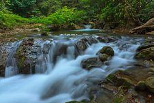 Free Beautiful Small Waterfall Stock Images - 29052314