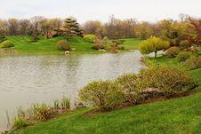 Free Spring Landscape Stock Image - 29053641
