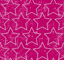 Free Grunge Stars Seamless Royalty Free Stock Image - 29054356