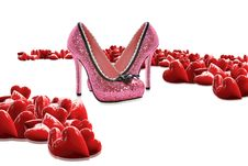 Free Luxury Shoes Royalty Free Stock Photography - 29058727