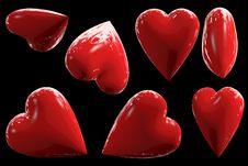 Free Master Heart 3D Stock Photo - 29058750