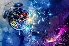 Free Alarm Clock Stock Photography - 29058852