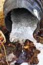 Free Melting Snow Ice Stock Photo - 29062140