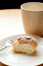 Free Choux Cream Puffs Royalty Free Stock Photography - 29069397