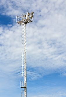 Free Stadium Floodlight Stock Photos - 29066793