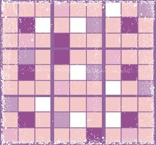 Free Retro Squares Background Stock Image - 29067631