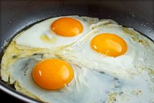 Free Cooking Eggs Stock Image - 29069841
