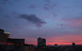 Free City View During Sunset Royalty Free Stock Images - 29072959