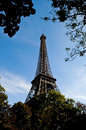 Free Eiffel Tower In Paris, France Royalty Free Stock Photos - 29079378