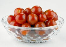 Free The Salad Bowl With Marinated Tomatoes Stock Photos - 29074623