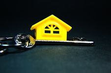 Free Key And Home Stock Photography - 29078002