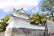 Free Nijo Castle Stock Photo - 29079760