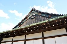 Free Nijo Castle Stock Photo - 29080300