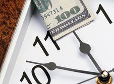 Free Time Is Money Stock Photo - 29084330