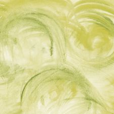 Free Painted Scrapbook Background With Swirl Strokes Royalty Free Stock Images - 29084499
