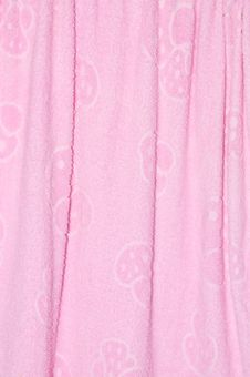 Free Pink Curtains. Stock Photos - 29084683