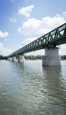 Free Railway Bridge Royalty Free Stock Photos - 29092988