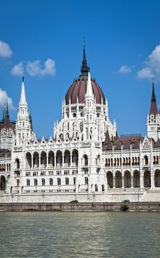 Free Hungarian Parliament Stock Photography - 29093132