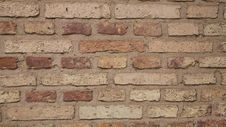 Old Bricks Background Stock Photography