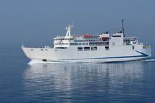 Free White Ferry Stock Photos - 2910613