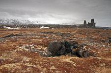 Free Icelandic Landscape Royalty Free Stock Photos - 2912988