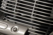 Free Motorcycle Engine Close-up Stock Photography - 2914132