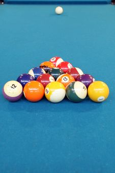 Free Pool Ball Stock Photography - 2915222