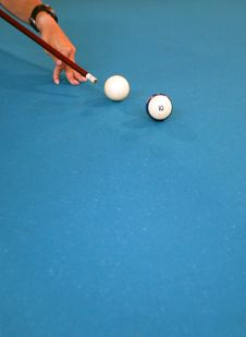 Free Pool Ball Stock Photos - 2915253