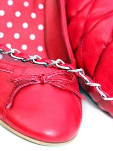 Free Red Detail Stock Image - 2915501