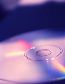 Free Compact Disc Royalty Free Stock Photography - 2915977