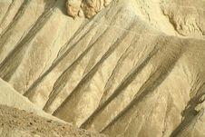 Free Sanddunes Sede Boker Desert Stock Photo - 2916430