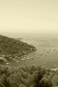 Free Port Cros Stock Photography - 2917372