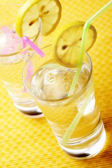 Sparkling Water Stock Images