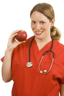 Free Doctor Or Nurse Royalty Free Stock Photos - 2919458