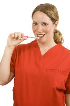 Free Dentist Royalty Free Stock Photo - 2919555