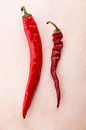 Free Dry Chili And Fresh Chili Stock Photos - 29102803