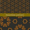 Free Vector Geometric Seamless Pattern Stock Image - 29106201