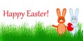 Free Easter Bunnies Royalty Free Stock Images - 29106609
