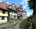 Free Half-timbered Houses In Quedlinburg Stock Photos - 29106983