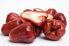 Free Rose Apples Royalty Free Stock Image - 29103266