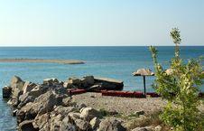 Free Seaside Royalty Free Stock Image - 29103966