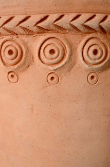 Free Clay Detail Royalty Free Stock Image - 29105676
