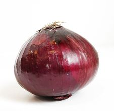 Free Red Onion Royalty Free Stock Photos - 29107228